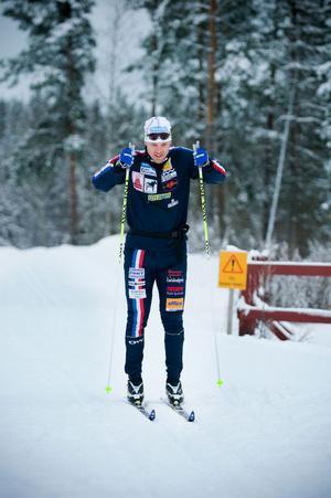 Daniel Tynell har tävlat sparsamt hittills den här säsongen och är därför rejält sugen när långloppscupen drar i gång på söndag med Jizerska Padesatka i Tjeckien.