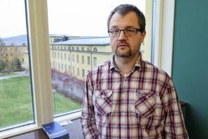 Thomas Widenstjerna, statsvetare vid Mittuniversitetet.