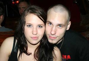 Konrad. Carolin och David