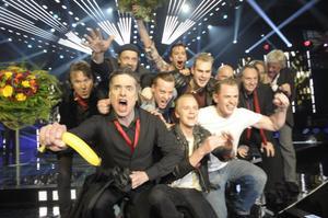 Thorsten Flinck & Revolutionsorkestern och Top Cats gick vidare från Andra chansen i år.