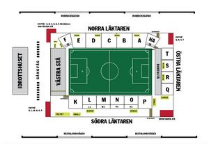 Här är de markerade insläppen på Behrn arena till matchen ÖSK-AIK.