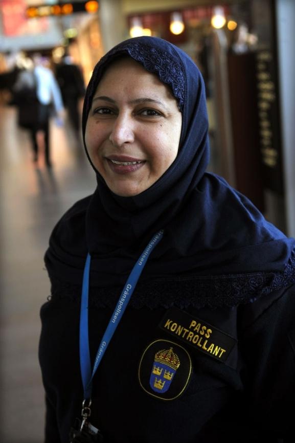 Sverige behover ha poliser i sloja