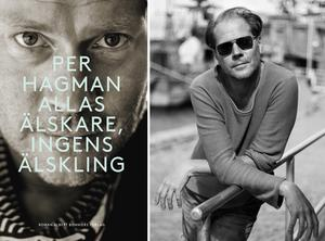 Per Hagman är tillbaka med en ny bok. Foto: Petra Hallberg