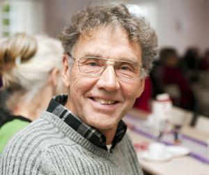 Nisse Boremyr fick i går ledarstipendiet ur Olle Ekholms fond.