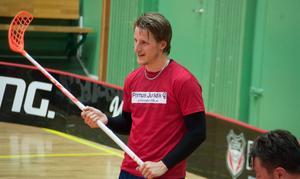 Granlos stjärnvärvning Daniel Nordlund imponerade i herrarnas final med sex mål.