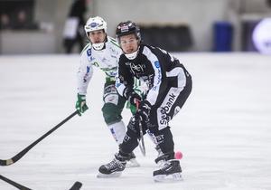 Linus Forslunds SAIK har aldrig lyckats vinna en annandagsmatch på Hällåsen i Söderhamn.