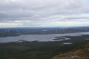 Valet i höst kommer återigen präglas av vindkraftfrågan. Detta efter att det står klart att JP Vind vill bygga en gigantisk vindkraftpark i Moskogen.