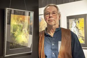 Mats Ricklunds utställning på Fjällmuseet i Funäsdalen pågår fram till 30 april.