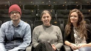 Västernorrlands hopp i tävlingen är Jonathan Norberg, Tove Nowén och Maria Forslin som alla har en chans att vinna pengar till sina filmprojekt.