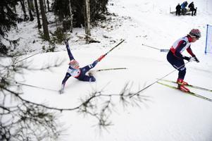 Anton Svensson, Åsarna, faller.