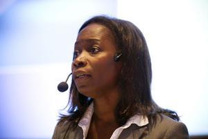 Jämställdhetsminister Nyamko Sabuni.