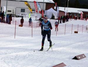 Carl Rotvold, Åsarna, var elva i H16.