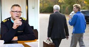 Västerås lokalpolisområdeschef Per Ågren är kritisk.