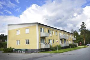 Bergs hyreshus asylboende i Åsarna