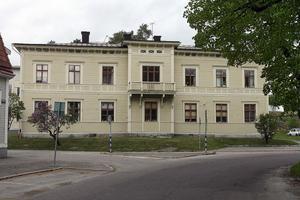 Lägenheter i stället för socialkontor? Huset nämns som möjligt ombyggnadsobjekt i handlingsprogrammet för bostäder.