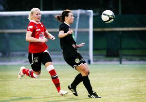 Team Hudik föll när Mohed gästade i damernas division 2.