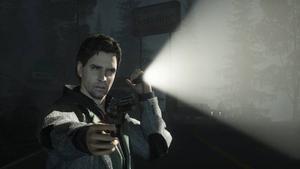 """""""Alan Wake"""" påminner till största delen om skräckklassikern """"Resident Evil 4"""". Men vi bjuds även på många referenser till tv-serien Twin Peaks och filmen """"The Shining""""."""