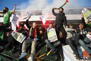 Dalkurd har gått upp i Allsvenskan – men de ser ut att hamna i Uppsala.