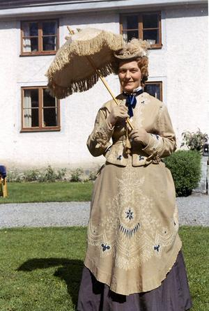 Greta Andersson.