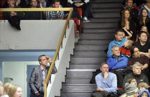 300 000 har Jämtland Basket dragit in på morgondagens stödmatch. det är en bra siffra menar Pecka Johansson.