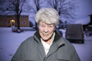 Marianne Svensson i Storvik fyller 75 senare i år och står fortfarande och lagar matlådor som hon kör ut till sina kunder sju dagar i veckan.