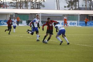 Alex Mendiola var bäst på plan när ÖFK besegrade Rynninge med 4–0 i den avslutande matchen av svenska cupens gruppspel.