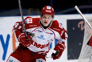 Ludvig Nilsson, laddad.