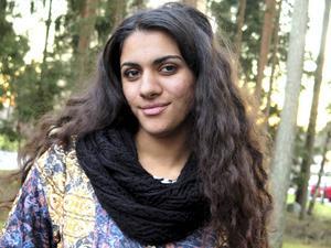 Marwa Karim är kampanjledare för SSU i Gävleborg