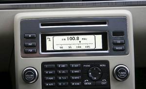 Kanonradio som är busenkel att ställa in.