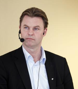 Hans Backman, FP
