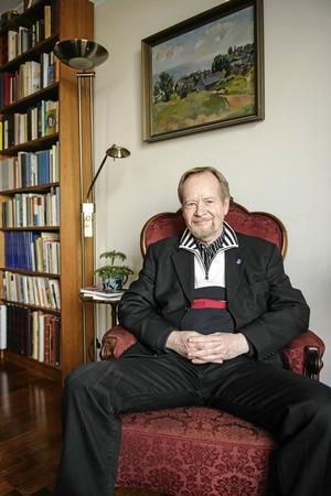 Skådespelaren Anders Ahlbom Rosendahl fyllde 70 år den 18 maj.