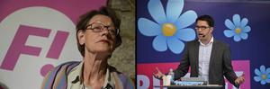 Både Gudrun Schyman och Jimmie Åkesson intar torgen i Sundsvall på måndag – liksom Vänsterpartiet. Allt detta inom loppet av någon timme.