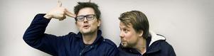 Fredrik Wikingsson och Filip Hammar.