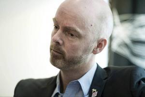Jonny Gahnshag (S), kommunalråd i Falun.