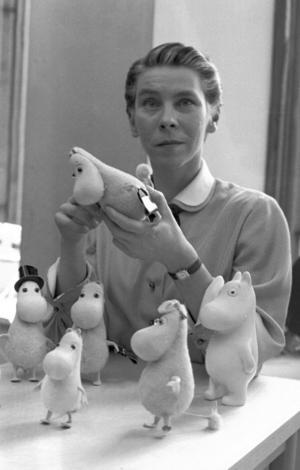 I år skulle Tove Jansson ha fyllt 100 år.H ennes liv och verk uppmärksammas bland annat i en stor utställning på Ateneum i Helsingfors och i boken