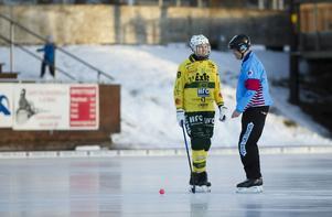 Jonatan Sundberg skrev på för Boltic – men ångrade sig och flyttade hem till Hälsingland igen. Där skrev han på för seriekonkurrenten Ljusdal.