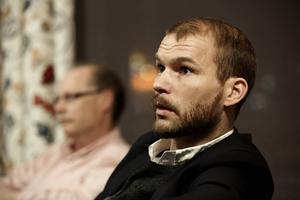 Mattias Bergdahl, sportchef i Borlänge hockey. Foto: Claes Söderberg.