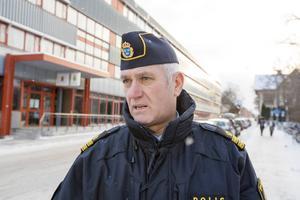 Mikael Hedström. Foto: Jörgen Svendsen