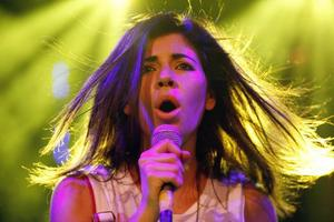 """Vet vad hon vill. """"Jag har en livslång vision om vem jag är och vad jag som person står för"""", säger Marina and the Diamonds som påbörjat arbetet med sin andra skiva."""