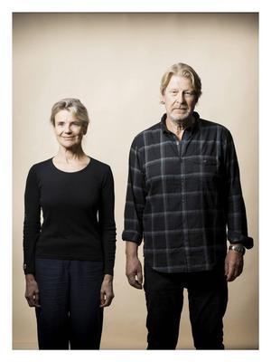 Stina Ekblad och Rolf Lassgård spelar huvudrollerna i