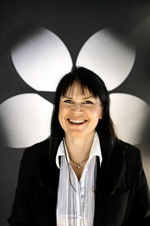 Jane Isaksson, redaktionschef, Tvärsnytt, platschef SVT, Örebro.