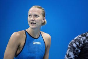 OS är över för Sarah Sjöström.