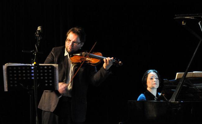 Dejting violinist