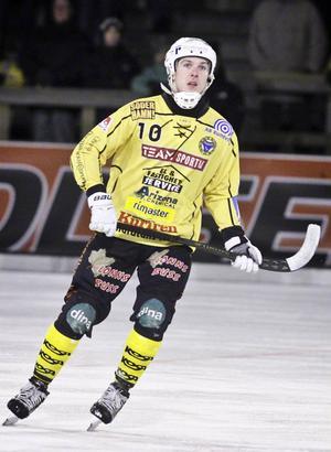 Ted Bergström.