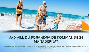 Zija international och Team Royal Life Sweden marknadsför sig själva och produkten Moringa som en lösning på många livsproblem.
