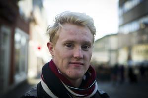 Jakob Gano, Örnsköldsvik:– Nej, jag har haft tur och klarat mig.