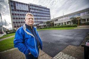 Peter Nordebo (FP) – en del av den styrande majoriteten.