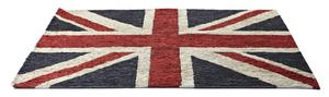 Ett kungarike för en matta, Kingdom hampamatta finns på Mio, pris: 1990 kronor. 165 centimeter gånger 110 centimeter.
