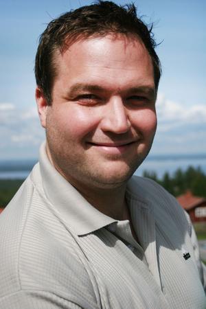 Paul Wisén har högtflygande planer. Återstår att se om några lockas av tanken på att äga en affärsjet.