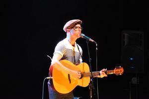 Tomas Andersson Wij spelar på Teatern i Söderhamn på torsdag.